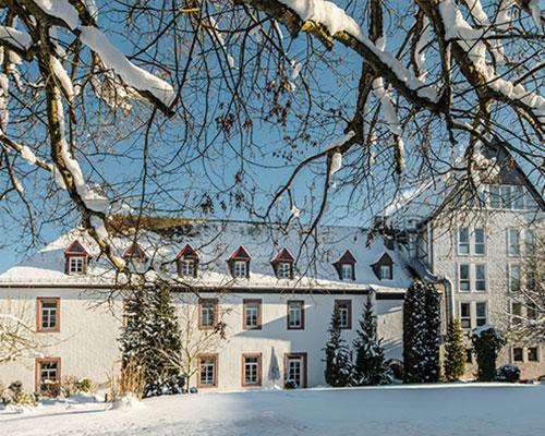 Weihnachten und Silvester in der Eifel