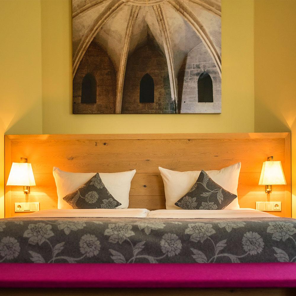 Hotel Augustiner Kloster Zimmer