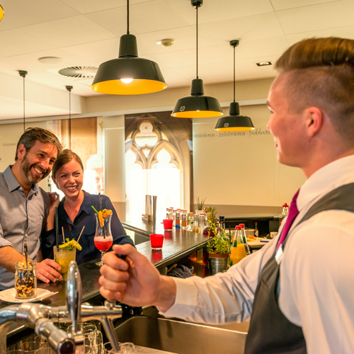 Hotel Augustiner Kloster Lounge-Scenario