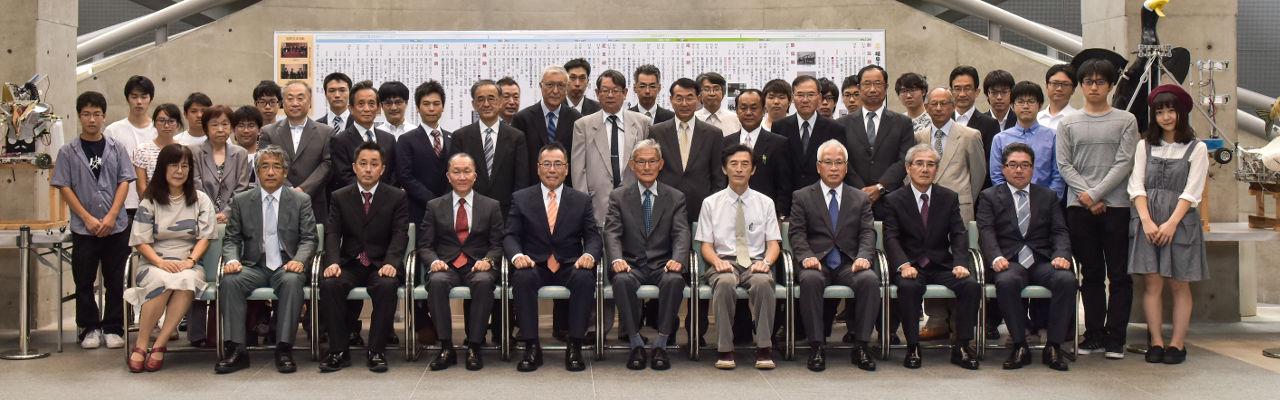 50周年記念式典|岐阜高専同窓会「若鮎会」