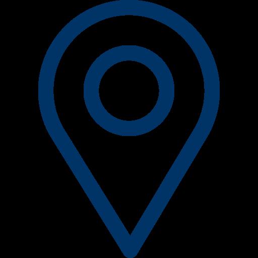 Blaue Boxen Standort