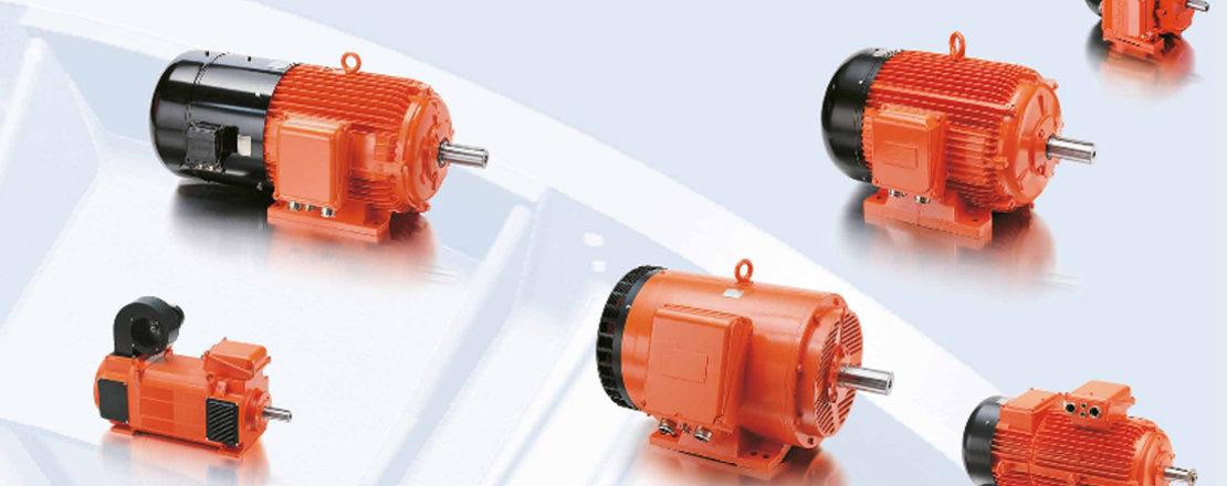 Braune Industrievertretung - Elektromotoren von der EMOD Motoren GmbH
