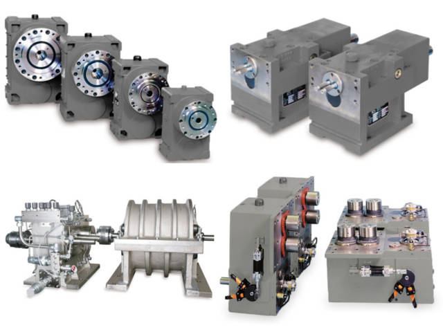 Getriebe und Antriebssysteme Braune Industrievertretung