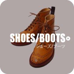 BOOTS-SNEAKER(シューズ・ブーツ)
