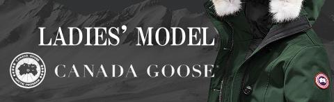 CANADA GOOSE/カナダグースのレディースモデル買取詳細