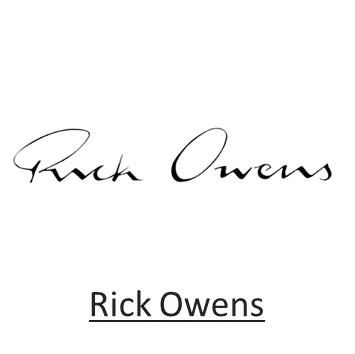 リックオウエンス
