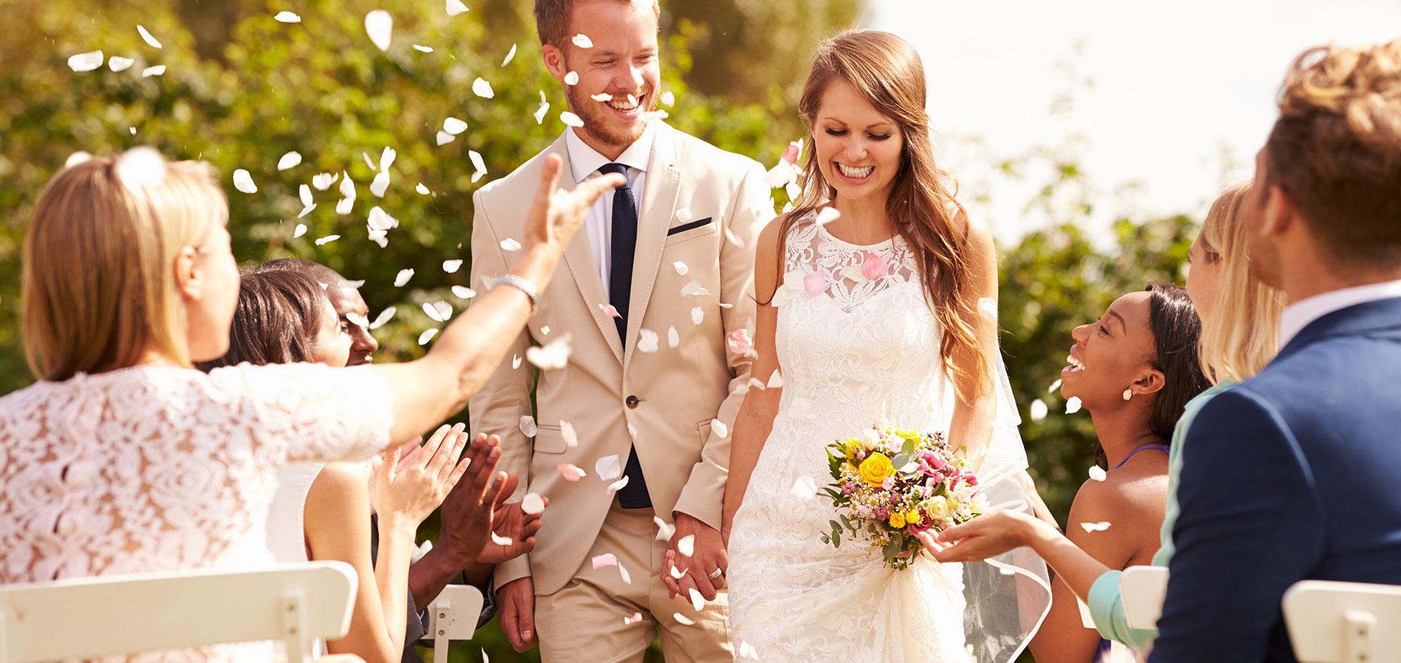 Hochzeit in der Kleinen Residenz