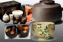 茶道具、煎茶道具
