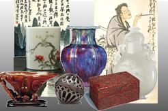 中国美術 掛軸 絵画