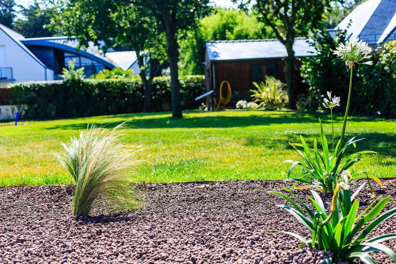 Manu prestations jardins entretien des jardin la baule Guérande, herbignac