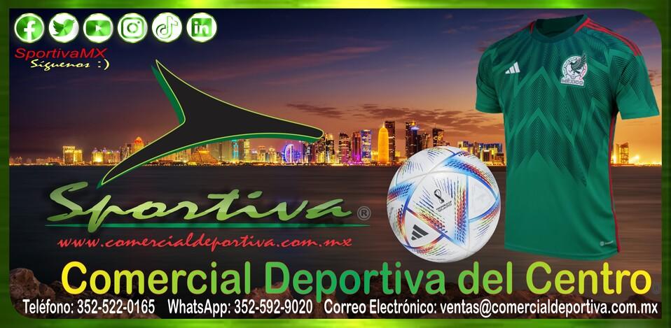 BALON - Comercial Deportiva - Balones y Uniformes de Futbol Soccer y más! ab43a63c38ae7