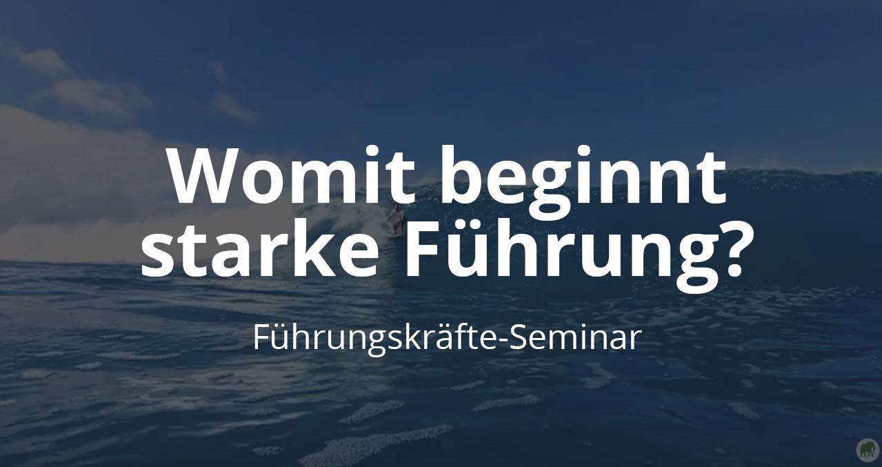 Video: Warum Montage viel mit Ihren Stärken zu tun haben - von und mit Stärkentrainer Frank Rebmann
