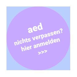 aed Newsletter Anmeldung