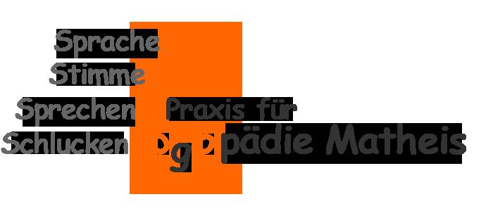 Praxis für Logopädie Matheis - Knittlingen