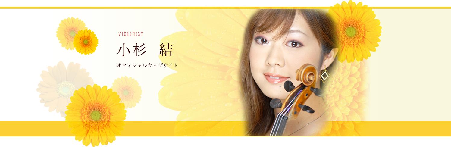 小杉結 上野・入谷のバイオリン教室