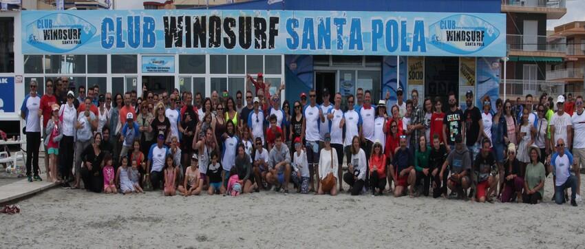 Club de Wind Surf en Santa Pola