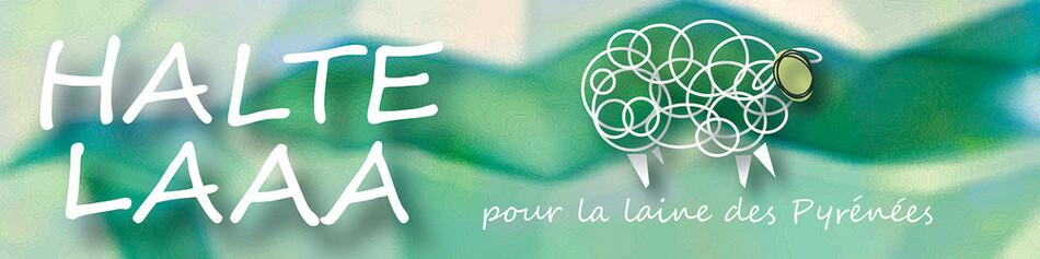 Produits 100% laine des Pyrénées - halte laaa
