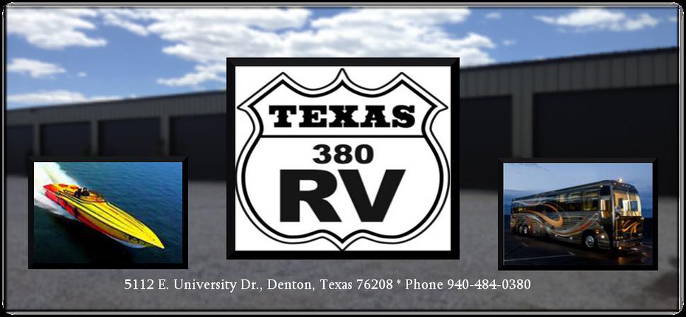 Texas 380 Rv Denton Tx Boat And Rv Storage Texas 380 Rv