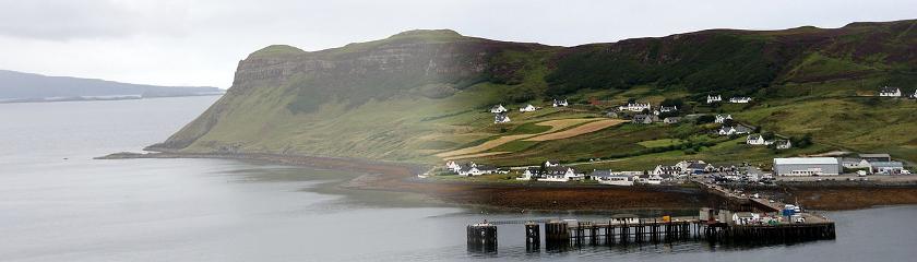Voyage Écosse