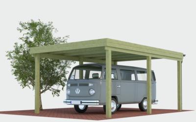 Carports für Caravan, SUV, Transporter, Minibus