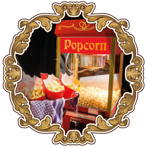 Salasas – Popcorn-Snack für Zwischendurch
