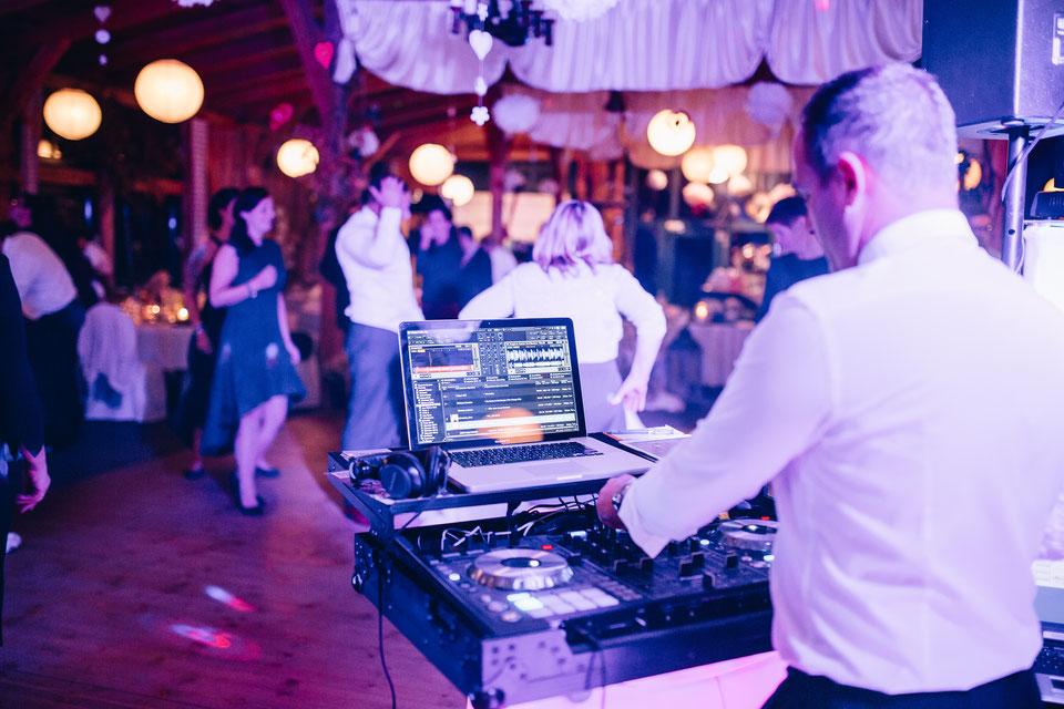 Heiraten mit DJ in Schwerin