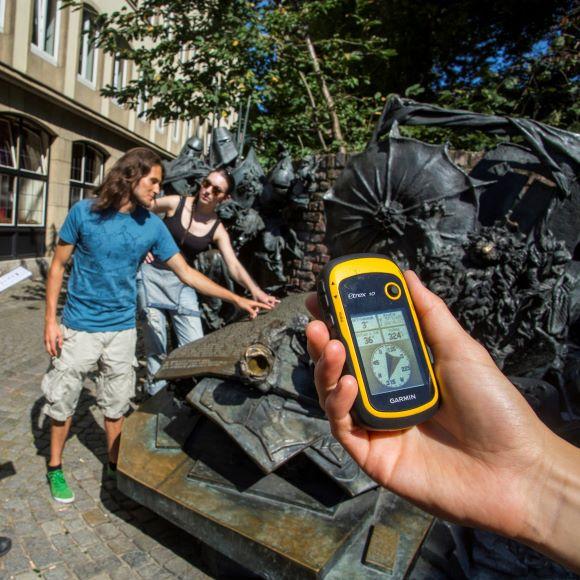 Wochenende mit Krimi-Geocaching