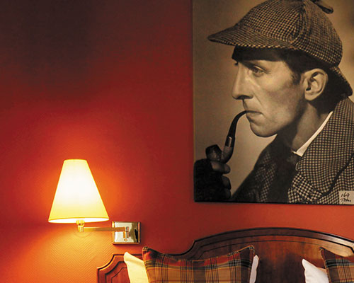 Sherlock Holmes-Wochenende