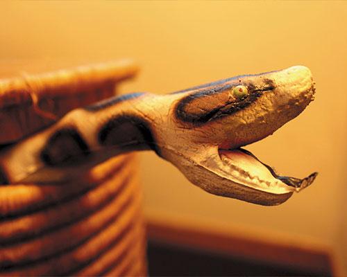 Krimihotel Themenzimmer Tod auf dem Nil