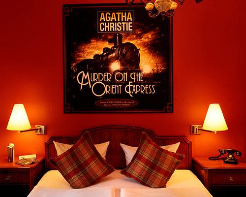 Krimihotel Themenzimmer Orient Express
