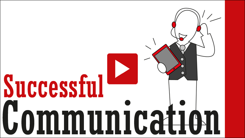 Whiteboard Video about Communication