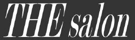 THE salon Page Logo