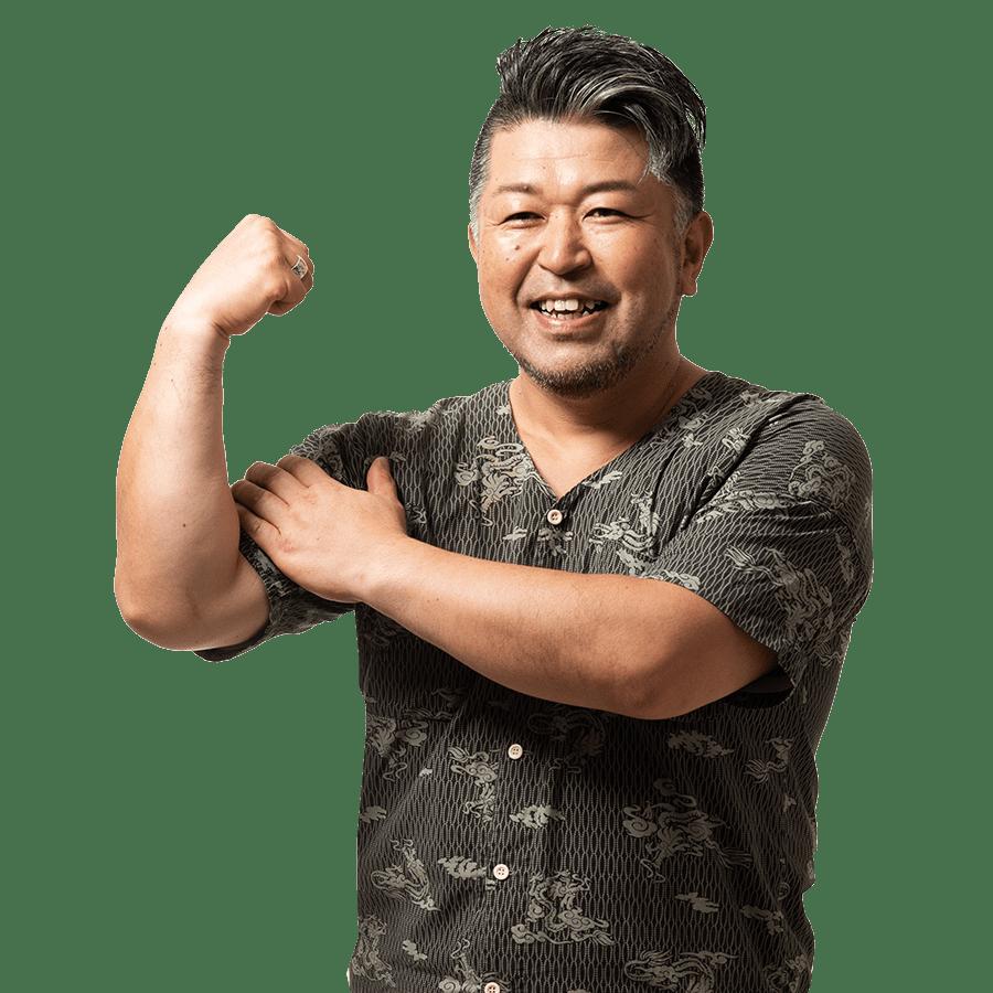 金沢粋屋 代表 佐田俊弘