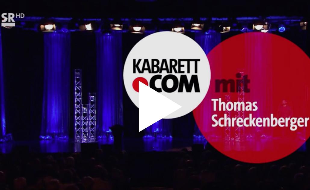 Thomas Schreckenberger Live im Kabarett