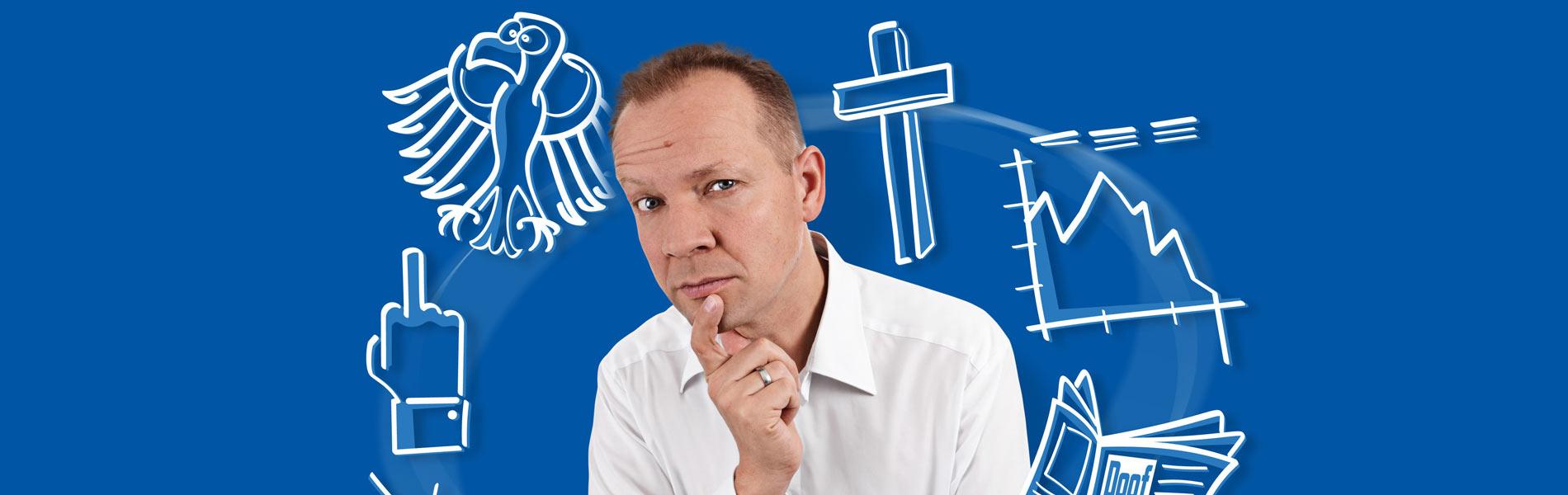 Thomas Schreckenberger Kabarett
