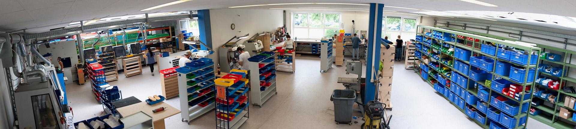 Orthopedie Walter Werkstatt