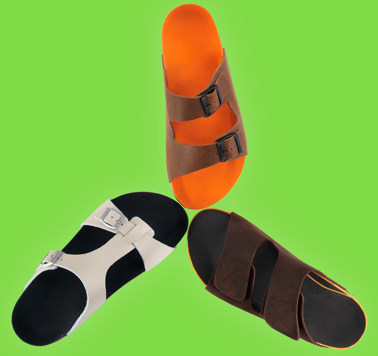 sandals Modelle