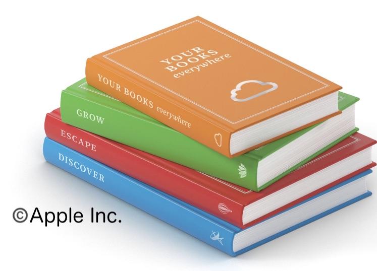 Apple BooksはiOSデバイスとMac仕様の電子書籍です。現在出版されている菅原茂氏の著作集を一括検索できます。