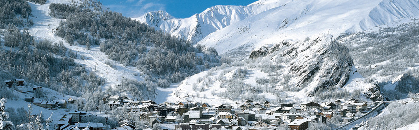 Location appartement 6 7 personnes valloire ma for Table agrandissable