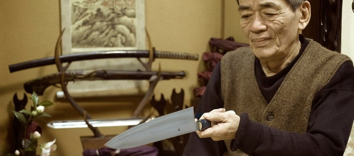 Japanese Handmade Kitchen Knives | Japanese Handmade Chef Knife Japanese Handmade Knife Online Store