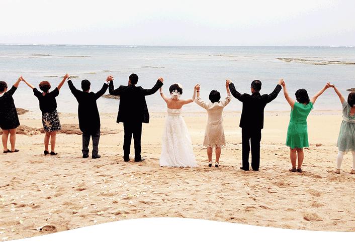 沖縄結婚式イメージ