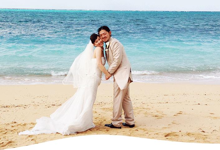沖縄結婚式3