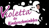 Violetta die Kinderschminkfee