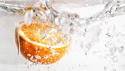 Küchenrückwand Motiv Orangen