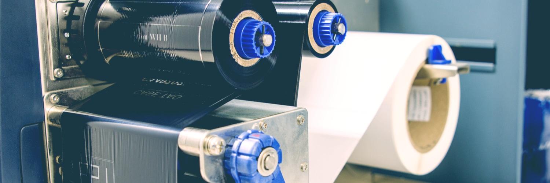 Verbrauchsmaterial Etikettendruck