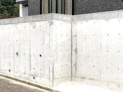 名古屋市で可能な擁壁