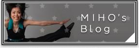 MIHO'S BLOG