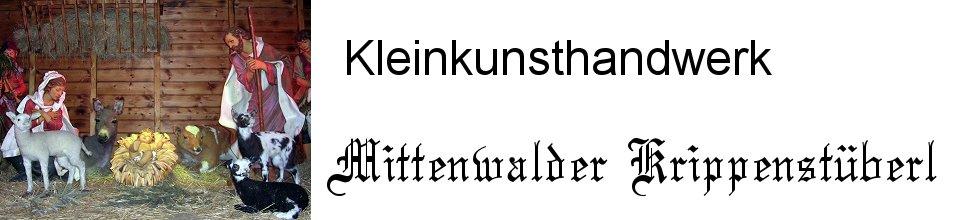 Mittenwalder Krippenstüberl