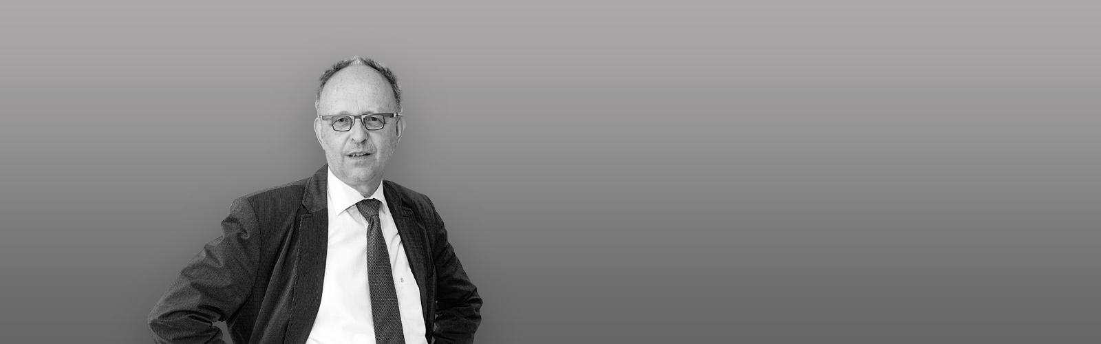 Rechtsanwalt Peter Wührl