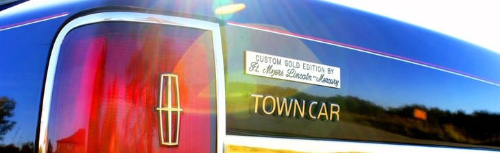 Daten Fakten Zum Lincoln Town Car Lincoln Town Car Limousine